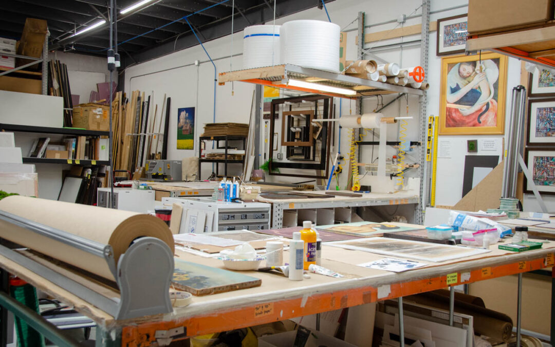 Fine Art and Frame Co